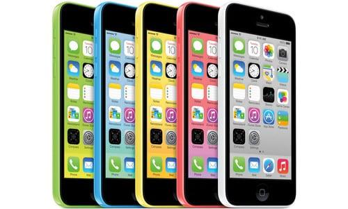Novo Iphone 5C